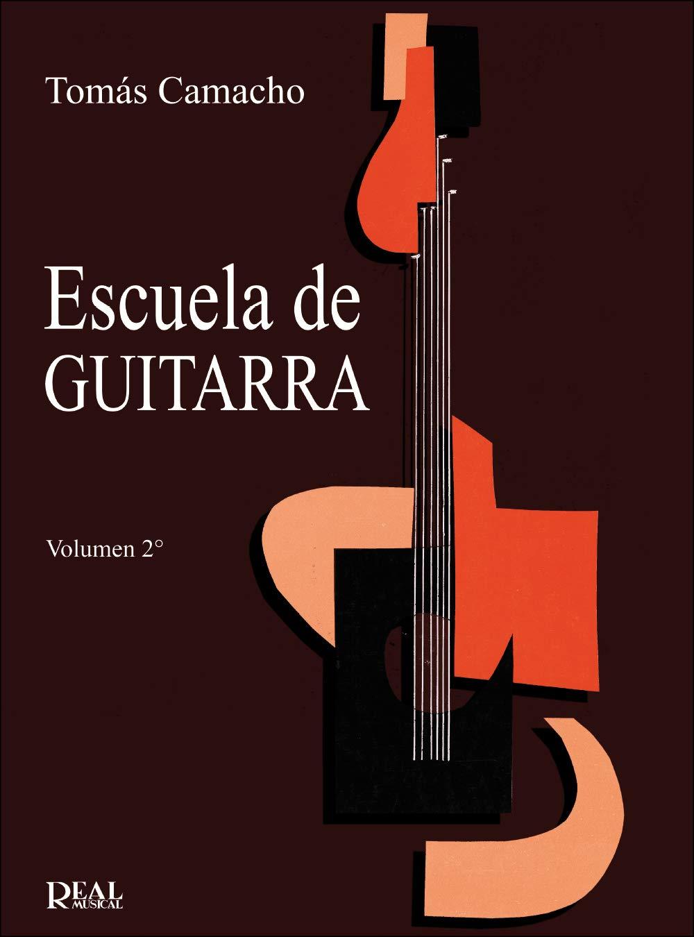 Escuela de Guitarra, Vol.2: Amazon.es: Camacho, Tomás, Guitar: Libros