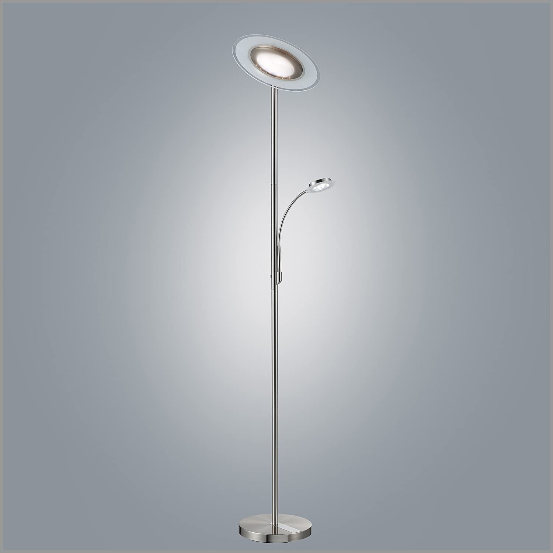 Led Stehlampe Dimmbar I Stehleuchte Modern I Deckenfluter Mit