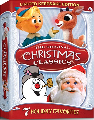 The Original Christmas Classics (Rudolph the Red-Nosed Reindeer / Santa Claus Is Comin' to Town / Frosty the Snowman / Frosty Returns / Mr. Magoo's Christmas Carol / Little Drummer Boy / Cricket on the Hearth) by Universal Music