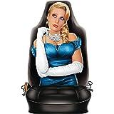 Autositzbezug Dame Lady Beifahrer Schonbezug Auto Sitzbezug geil bedruckt und für Seitenairbag geeignet