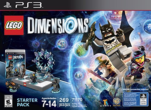 LEGO Dimensions Starter Pack - PlayStation 3 (Best Tales Game Ps3)