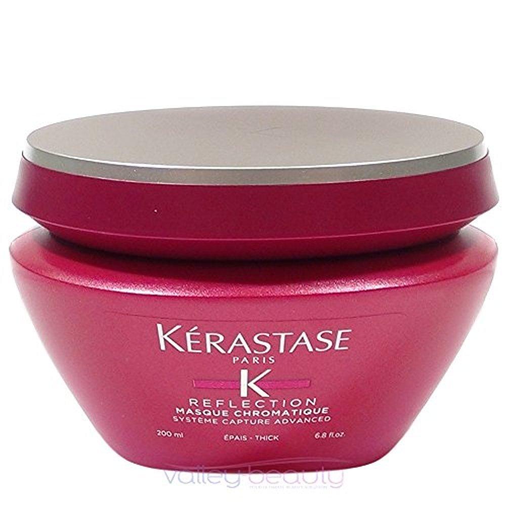 Kerastase Kerastase Reflection Masque Chromatique Multi-protecting Masque (sensitized Colour-treated or Highlighted Hair - Thick Hair), 6.8 Ounce, 6.8 Ounce