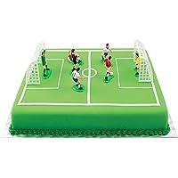 PME Decoraciones de Fútbol para Pasteles y Magdalenas