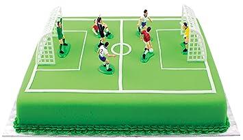 Pme Fs009 Fussball Aufsatz Fur Kuchen Und Cupcakes Sortiment 9