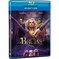 LAS BRUJAS -COMBO DVD+BR (blu_ray) [Blu-ray]