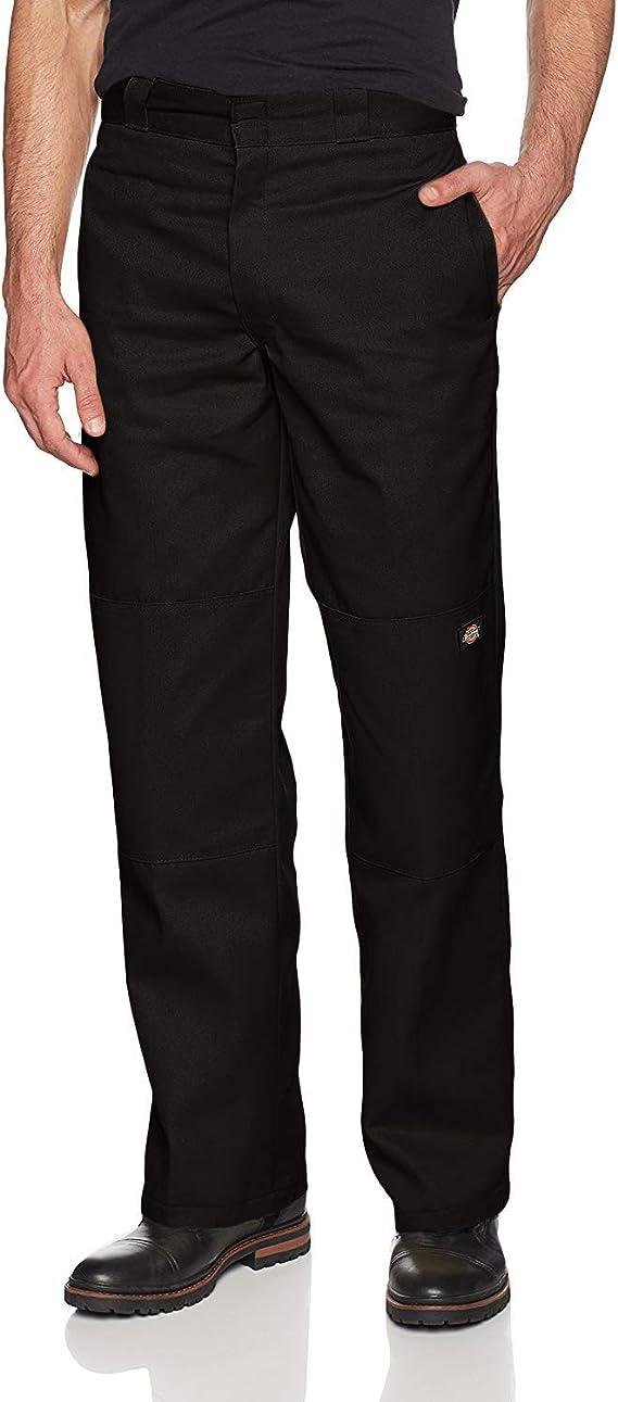 Dickies Flex Regular Fit Straight Leg Work Black Cargo Pants Mens 38x32 NWT