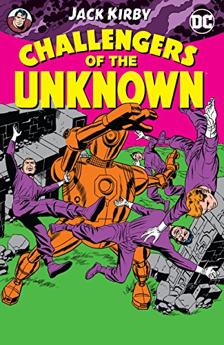 The Story – Challengers of the Unknown by Jack Kirby (2017)