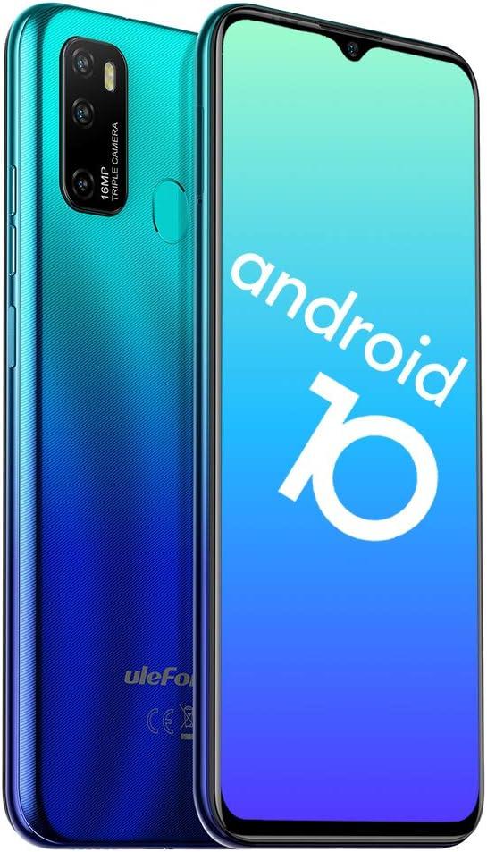 Teléfono Móvil Libres 4G, Ulefone Note 9P Android 10 Octa-Core Smartphone Libre, 6.52