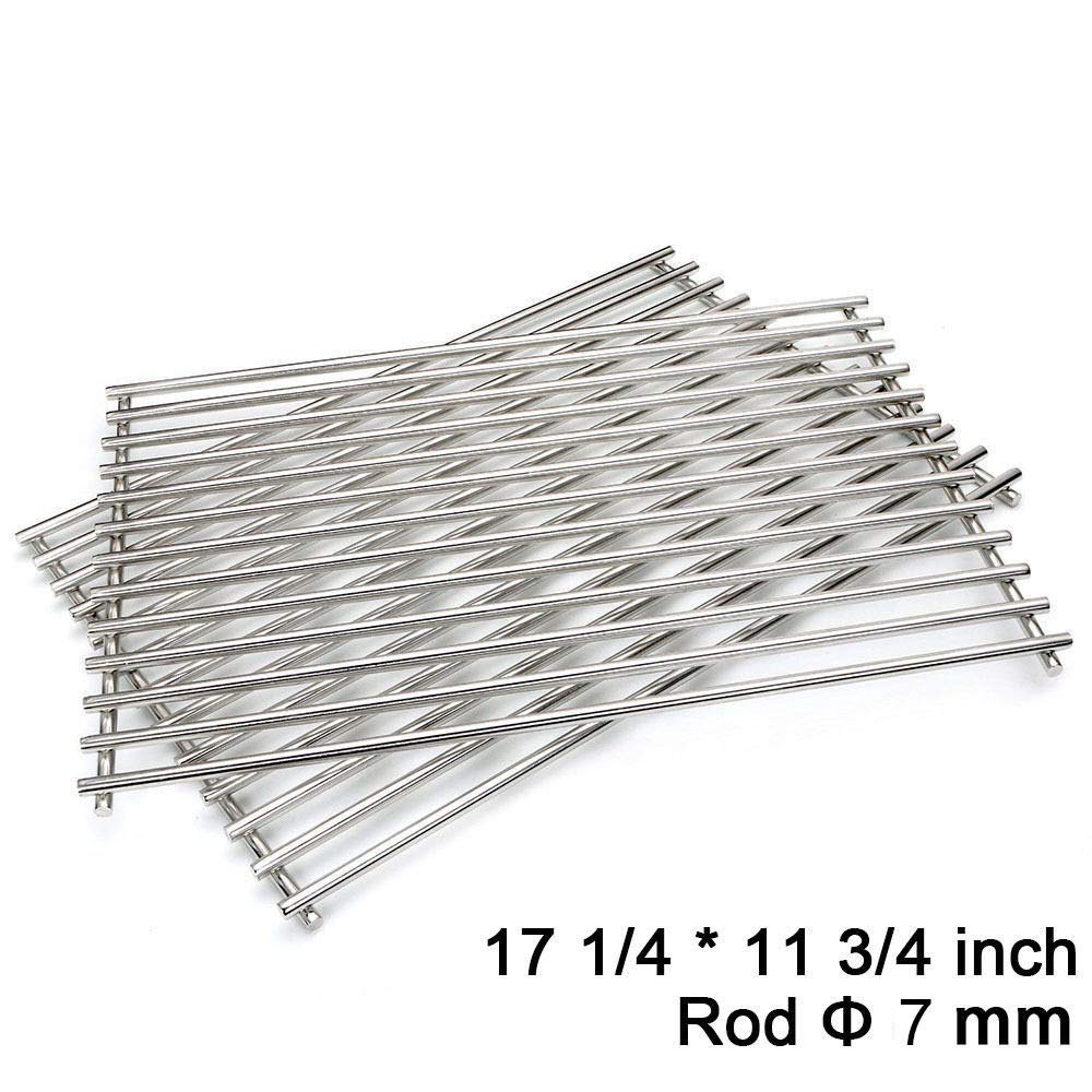 NITCHA14 Weber BBQ Replacement Stainless Steel Cooking Grid Grate by NITCHA14 (Image #2)