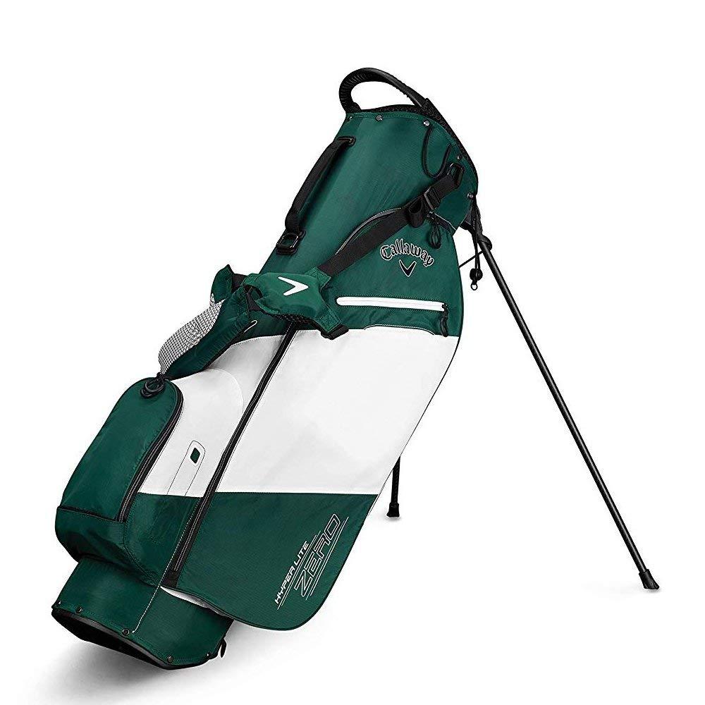 Callaway ゴルフ 2019 ハイパーライト ゼロスタンドバッグ B07KWSYX43 グリーン/ホワイト ゴルフ Callaway グリーン 2019/ホワイト|ダブルストラップ, ナダク:ee559c53 --- hasznalttraktor.e-tarhely.info