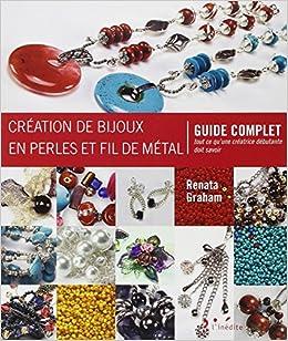 code promo ab114 884c2 Amazon.fr - Création de bijoux en perles et fil de métal ...