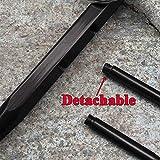 Kaiyuan Dynasty Self Defense Keychain Weapons Black