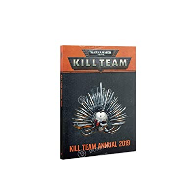 Games Workshop Warhammer 40,000 Kill Team: Annual 2020: Toys & Games