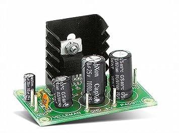 Módulo de 7 Amplificador (W, Velleman VM114 Kit montado) 8 ...