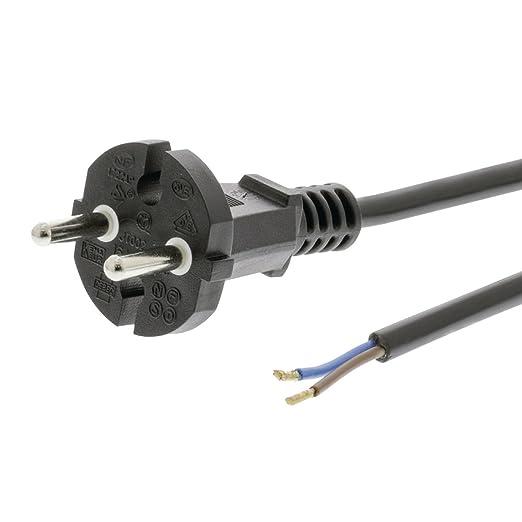 Corriente de cable de repuesto para aspiradora Red de cable Cable ...