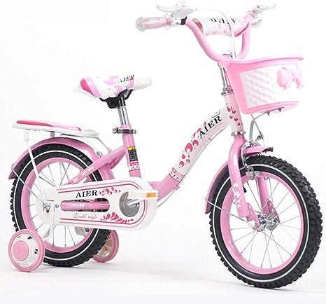 Xiaoping Bicicleta para niños 2-3-4-5-6 años Bicicleta de niña ...