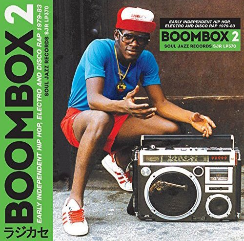 Soul Jazz Records Presents - Boombox 2: Early Independent Hip Hop Electro (3PC)