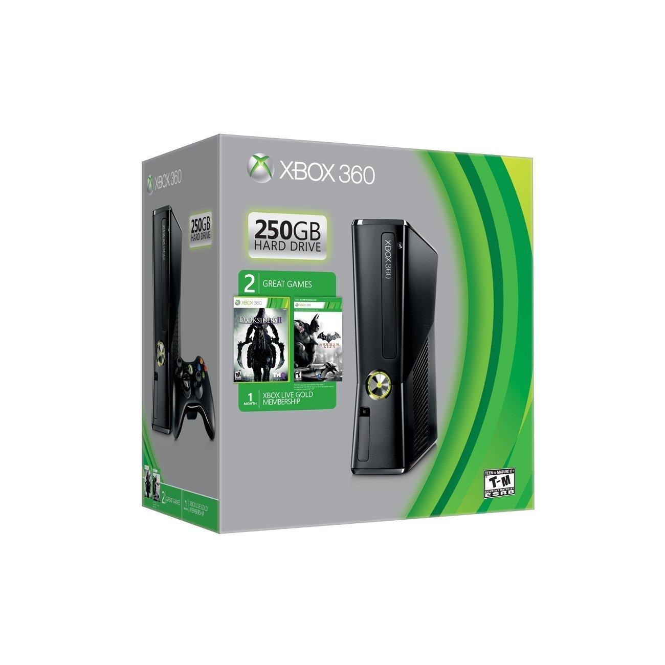 Xbox 360 250GB Spring Value Bundle