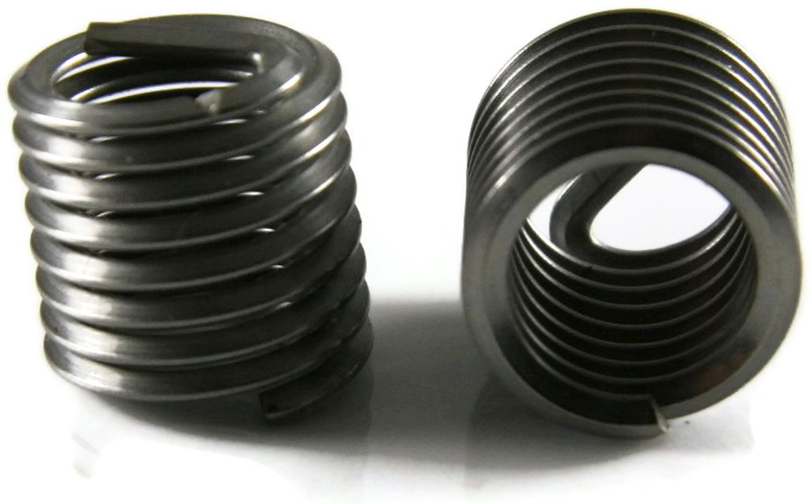 Helicoil Insert 18-8 Stainless Steel Unified US Coarse #4-40 x 1.5D Qty-25 0.168