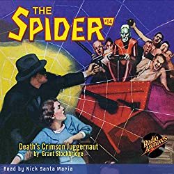 Spider #14 November 1934