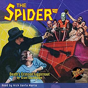 Spider #14 November 1934 Audiobook