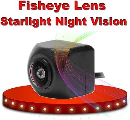 HD 170° MCCD Starlight Night Vision Car Reverse Backup Front View Camera Parking