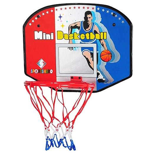 Baloncesto Aro estándar para la casa Canasta niños Adultos y niños ...