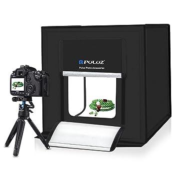 Electrónica Fotografía y videocámaras Accesorios (60x60x60cm, Negro)