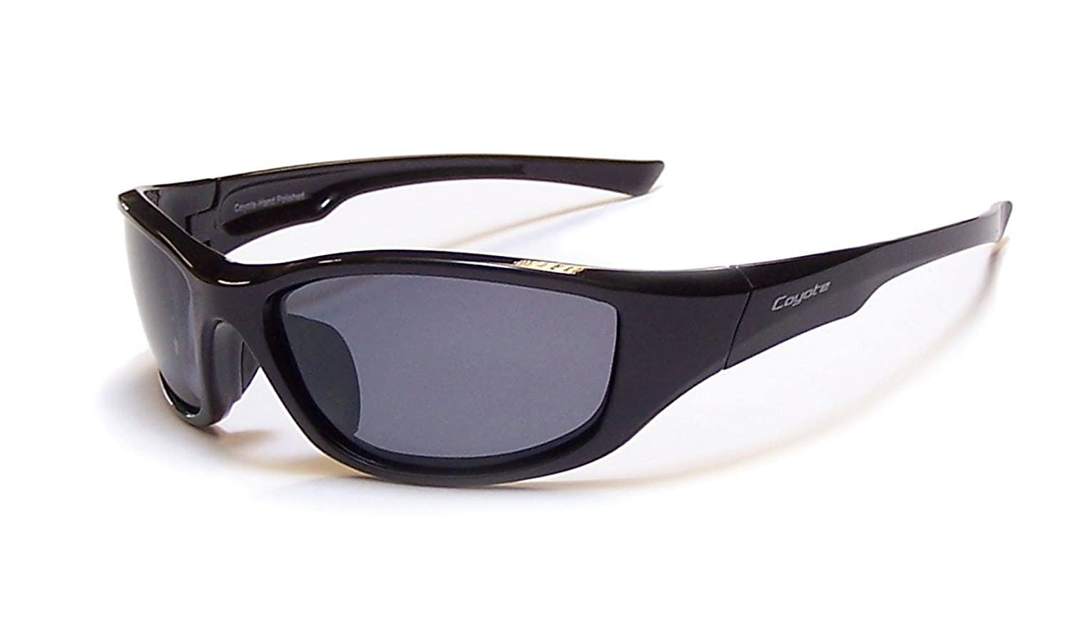 5d532a7aa6 Amazon.com  Coyote Eyewear P-19 Sportsman s P-Series Polarized Sport  Sunglasses