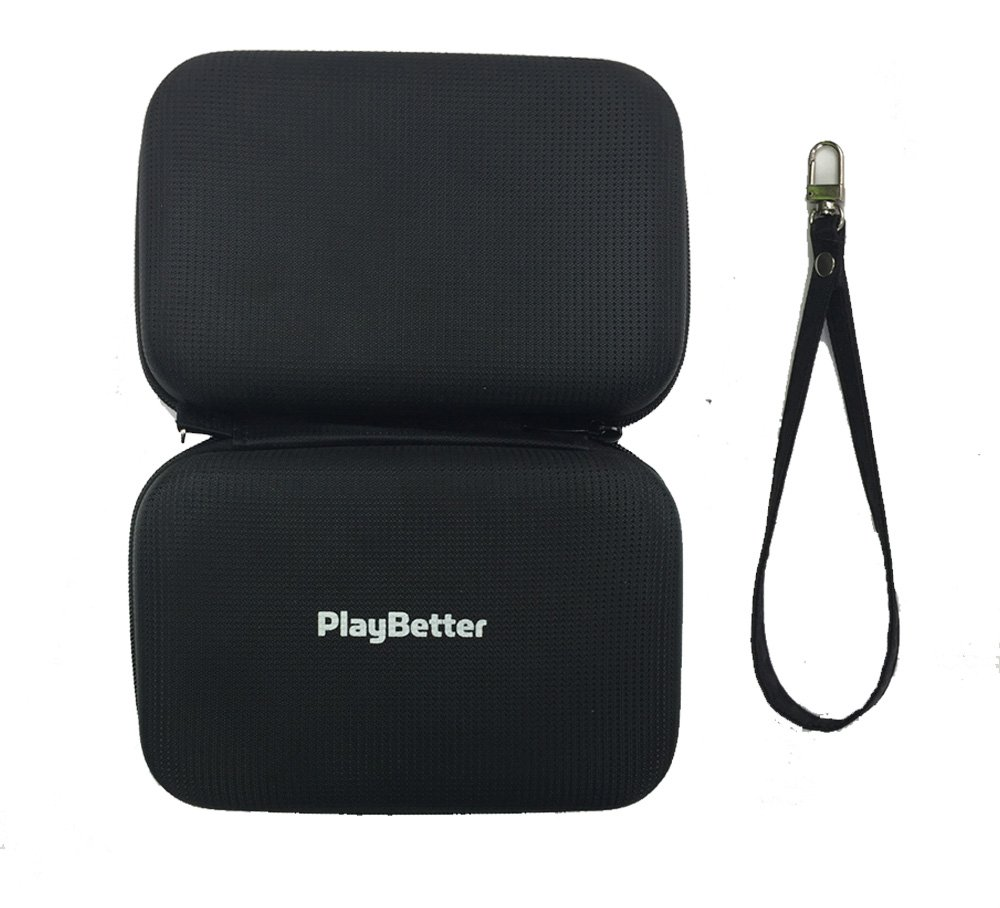 Garmin TruSwing Golf Swing Analyzer Bundle with PlayBetter Hard Carry Case & USB Wall Adapter by PlayBetter (Image #4)