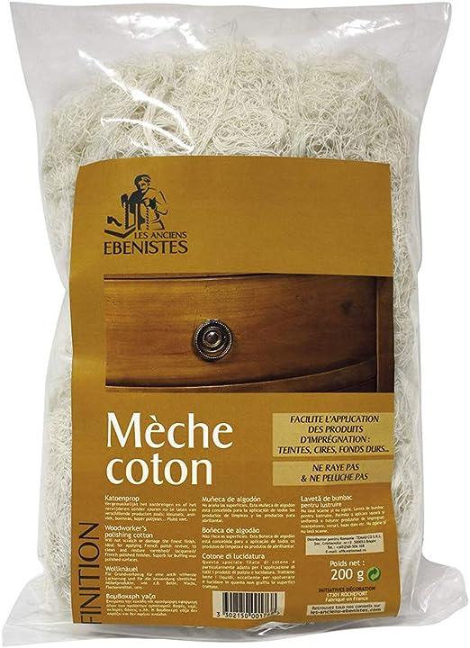LAKEONE 90322 Muñeca de Algodón, Natural, 200 gr: Amazon.es: Hogar
