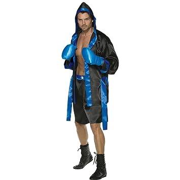 Ropa de boxeador disfraz vestuario pelea combate