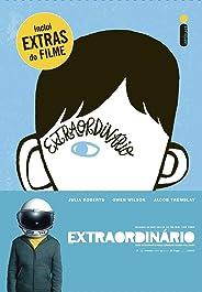 Extraordinário: Edição especial com bastidores do filme