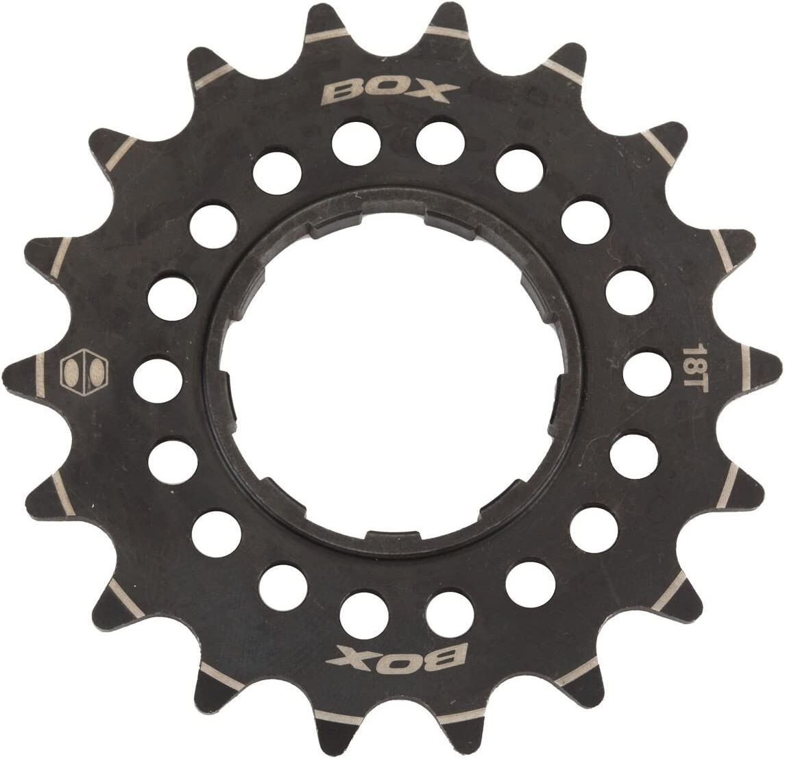Shimano Mx66 18T Cassette Cog 18 Tooth Bmx Single Speed Gear 3//32 Bike Bicycle