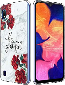Yoedge Funda Samsung Galaxy A10, Ultra Slim Cárcasa Silicona ...