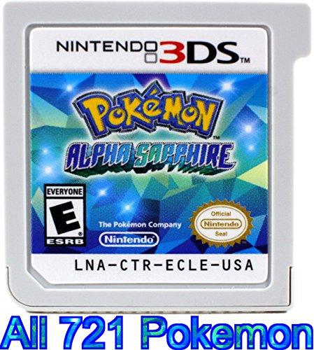 Pokemon Alpha Sapphire All Level Shiny