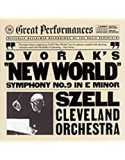 "Dvorák: Symphony No. 9 in E Minor, Op. 95, B. 178 ""From the New World"""