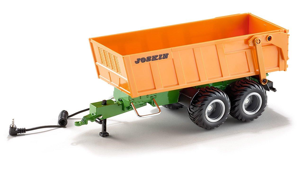 Siku 6780 - Tandem-Achs-Anhänger: Amazon.de: Spielzeug