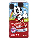 MamyPoko Disney Mickey Pants, XL, 38ct