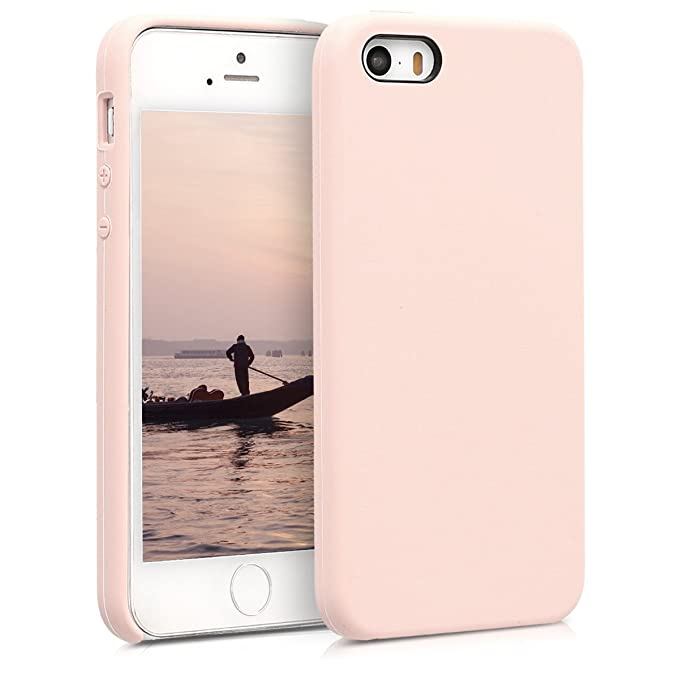 coque apple rose iphone 5
