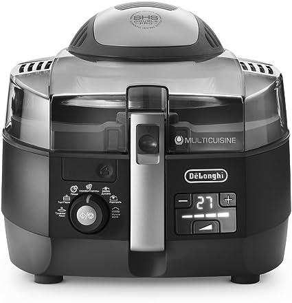 Fritadeira Air Fryer MultiCuisine DeLonghi Digital 5,2L