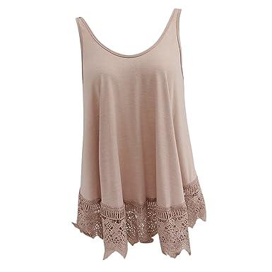 Baoblaze Femmes Solide Camisole ce5c6e754da