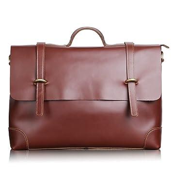 Dokumententasche Collegetasche Umhängetasche Akten Business Tasche Uni Tasche