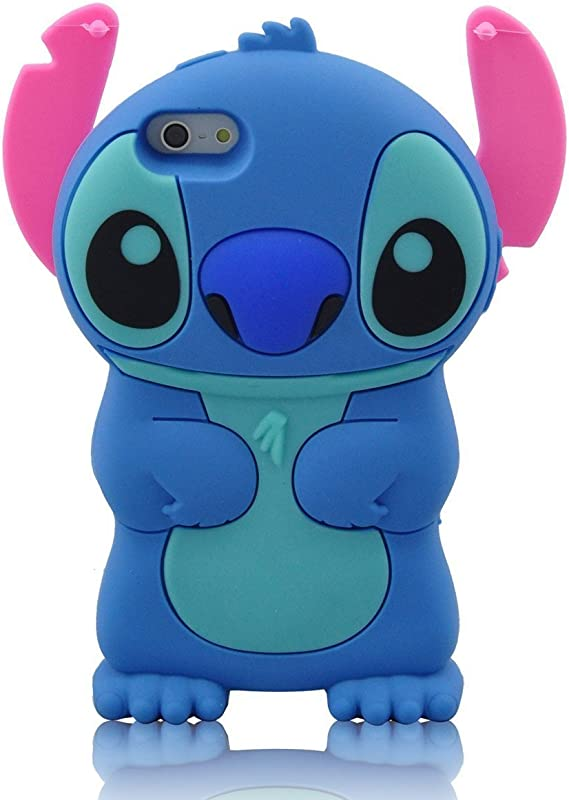 Funda Lilo y Stitch para iPhone