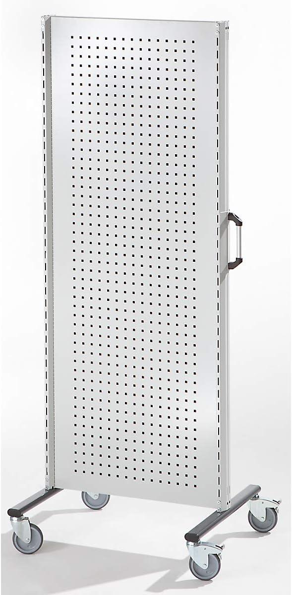 La Industria De Separación para sistema – Motivo Element, movible, Ancho 800 mm – GRIS – Bloqueo de la Industria Sistema de separación para la industria de separación para sistemas División habitación