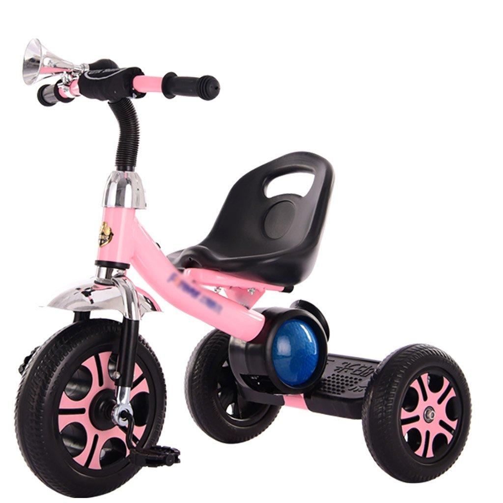 子供用トライク、三輪車の乗り物バイク、赤ちゃんの滑り自転車、おもちゃの自転車、自転車の子供、フットペダルの3つの車輪 (色 : C) B07DVN7BRM C C