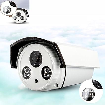 Gzmy Cámara de monitorización de infrarrojos de visión nocturna HD TV Sistema de vigilancia de seguridad