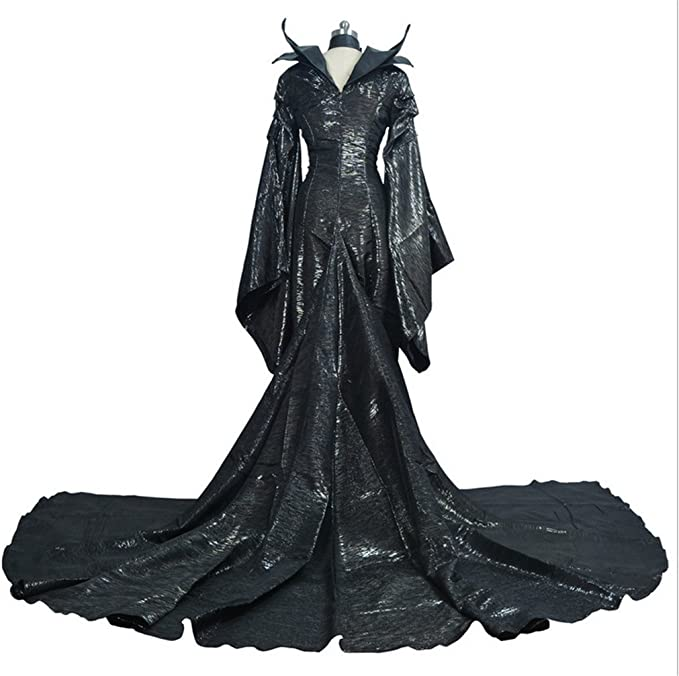 baju Mujer El Mal Maleficent disfraz para adulto 2 x s-3 x l ...
