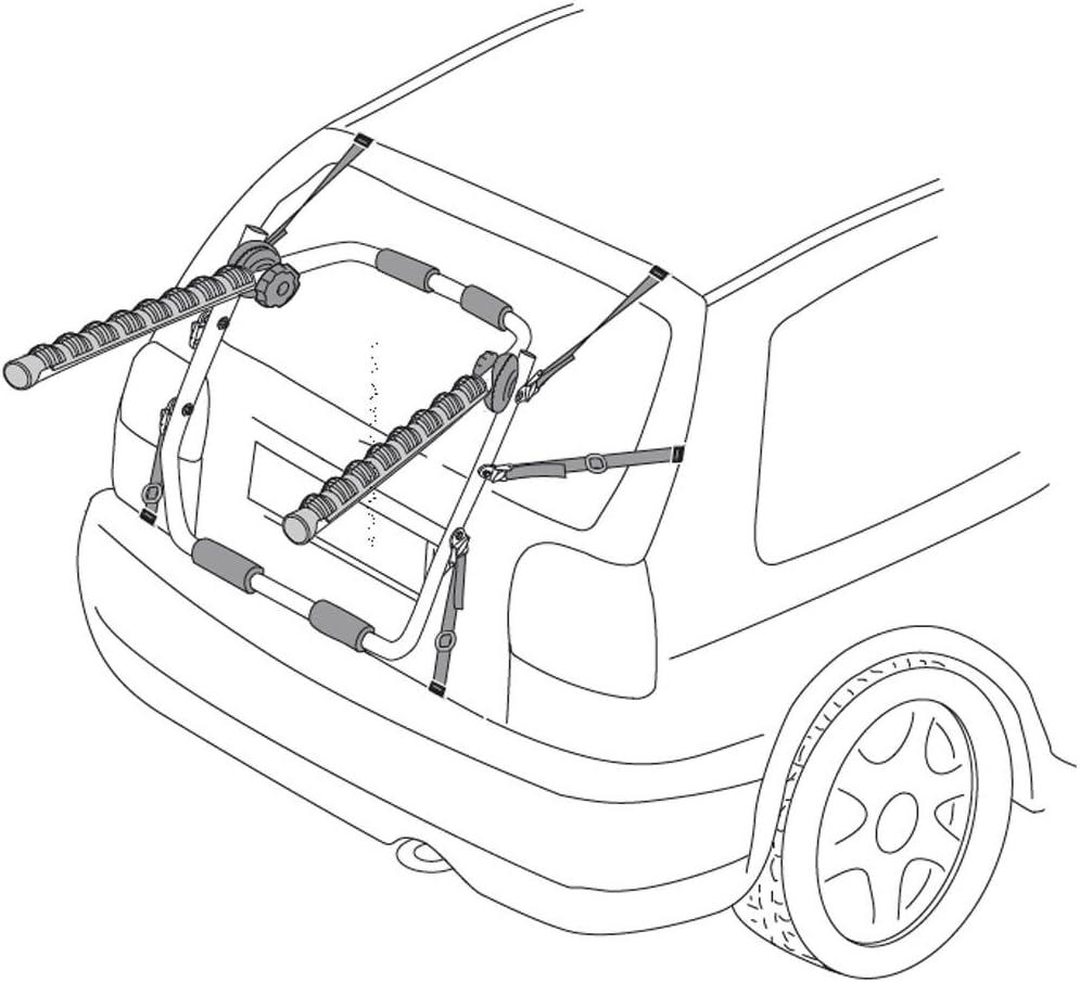 VDP BIKI Porte-v/élos Fiat Panda I 1980 2003/Porte-v/élos pour 3/V/élos