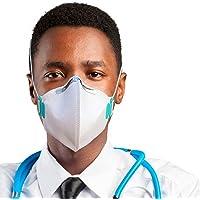 Kit 10 Máscaras N95/pff2 Proteção Respiratória Regulável…